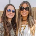 Michelle Mouchabek y Titi Girardi