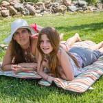Vanessa Lyon y Amelia Prieto