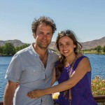 Enrique Browne y Bernardita Romero