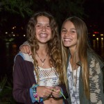 Antonia Valenzuela y Amalia Strand