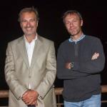 Jorge Lama y Fabián Wulf