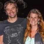 Nicolás Pino e Isabel Cave
