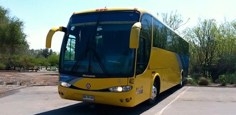Bus Piedra Roja