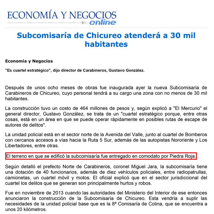 SubComisaria-Chicureo-PR,-Economianegocios