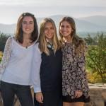 Francisca Duch, Constanza Gualda, Antonia Adasme
