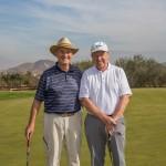 Enrique Rusch y Ricardo  Saelzer
