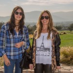 Carolina Romagosa y Francisca Besa