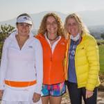 Alejandra Poblete, Alejandra Moffat, Paulina Magnere