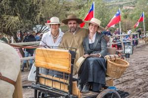 Macarena Hurtado (Criadero Fundo El Pinar), Rodrigo Mayo, Carola Bozzo