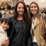 Javiera Jimenez, Catalina Alert y Pilar Echeñique