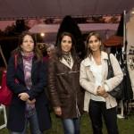 Alejandra Pinto, Consuelo Vial y Macarena Donoso