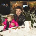 Giancarlo Petaccia e hija