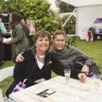 Silvana Olardi y Karin Romero