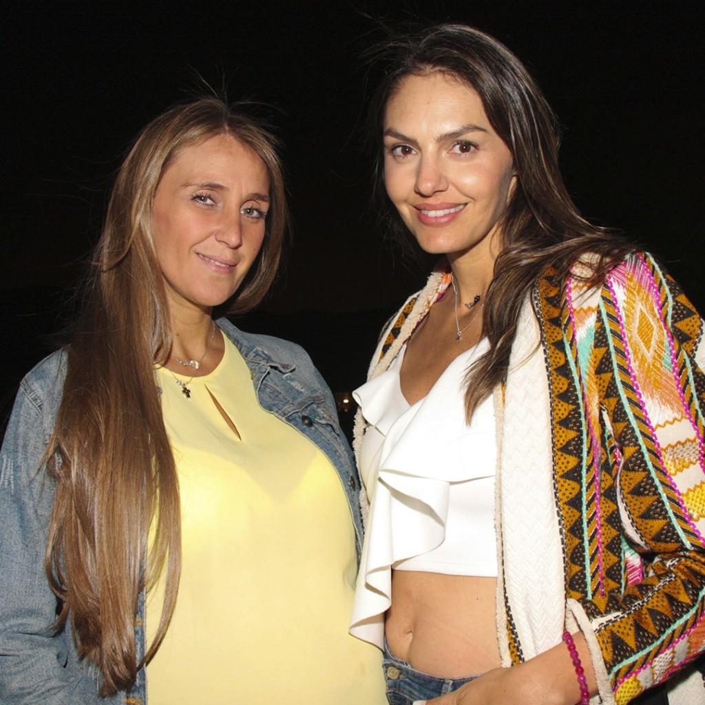 2. Lorena Arbiza y Dolores Farías
