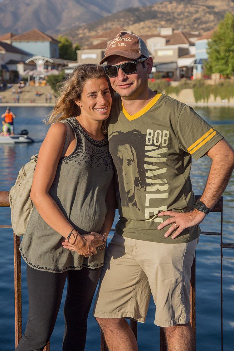 Foto 2 -Constanza Picart y Eduardo Besoain