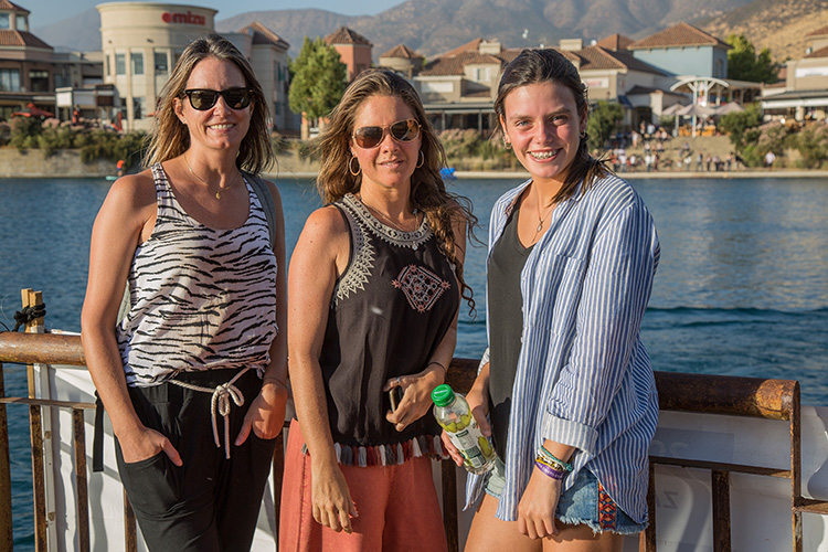Foto 4 Javiera Ibarra, Carolina Nieto y Jacinta Arnaiz