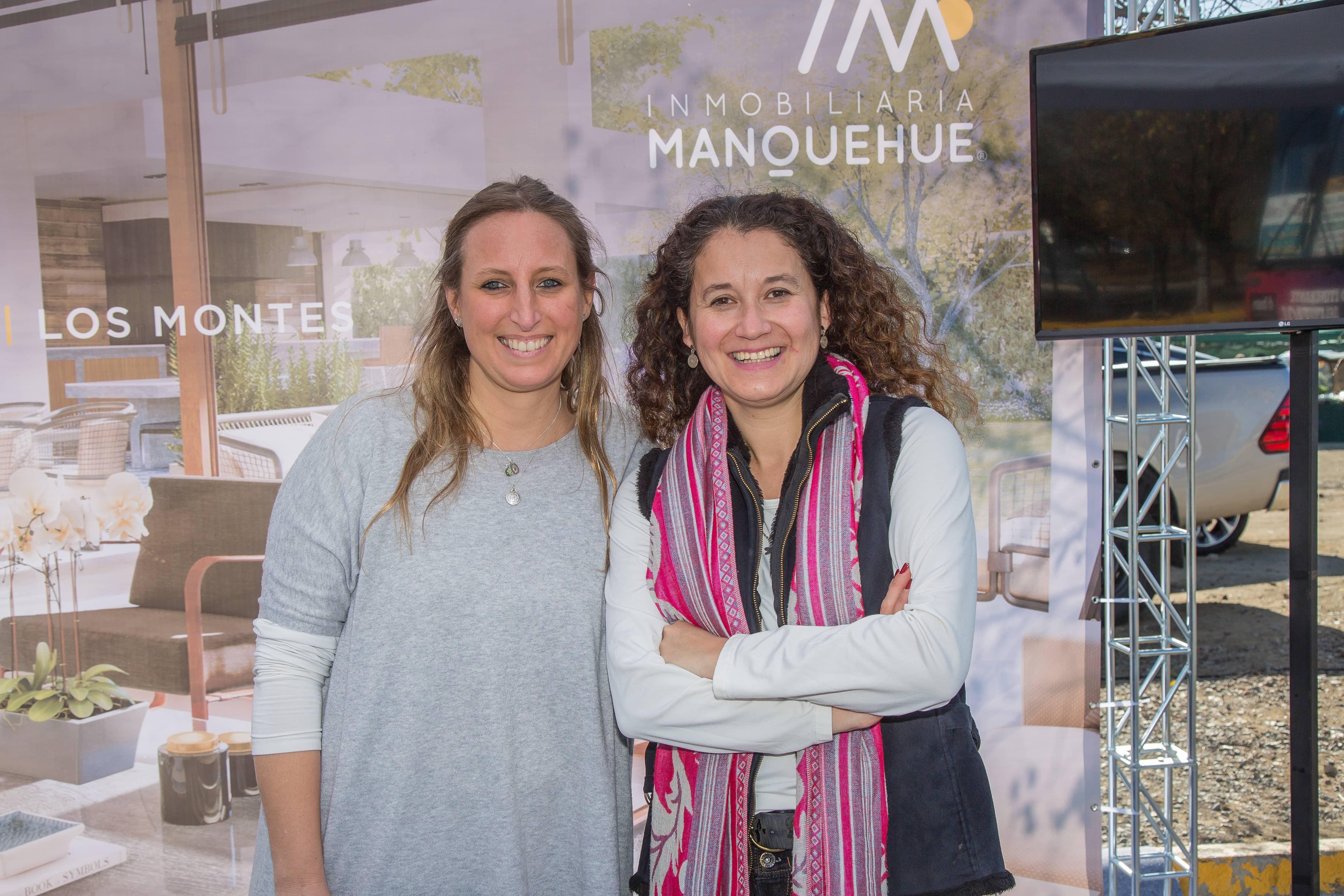 Foto 20 Mónica Torretti y Paulina Vega